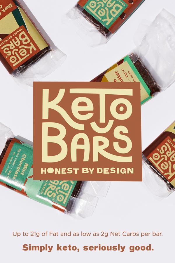 Order Keto Bars Online