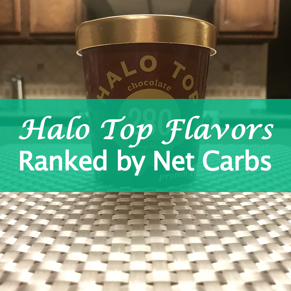 Is Halo Top keto friendly? What is the lowest carb Halo Top?