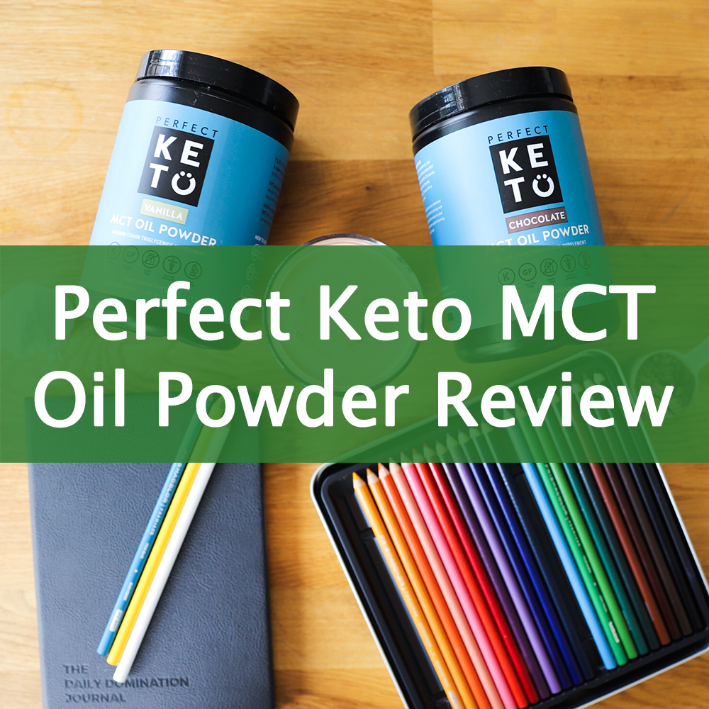 Perfect Keto MCT Oil Powder Review