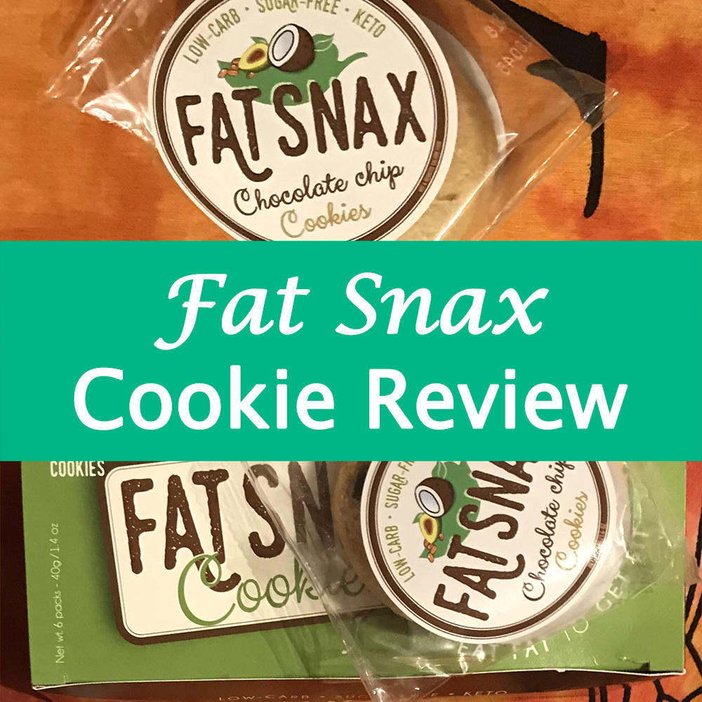 Fat Snax Cookie Review