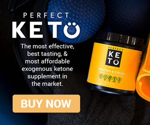 Buy Perfect Keto Exogenous Ketone Supplement
