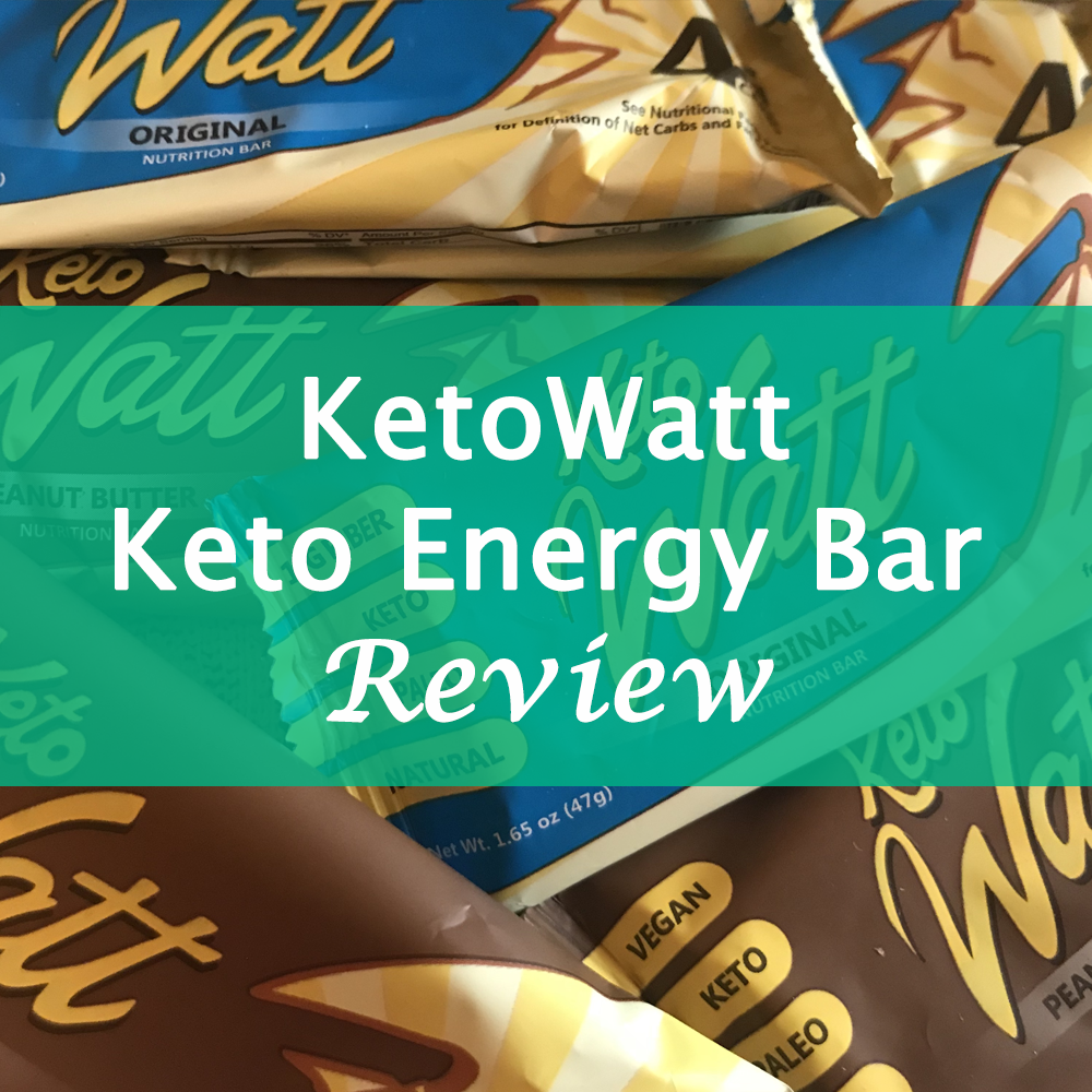 KetoWatt Bar Review