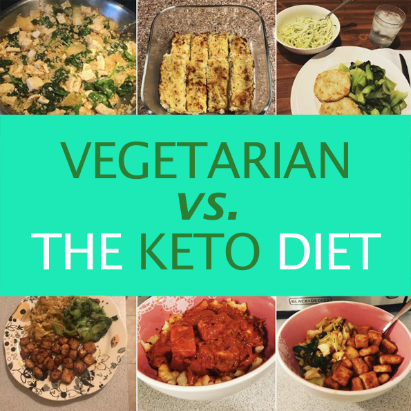Vegetarian vs. Keto vs. Vegetarian Keto