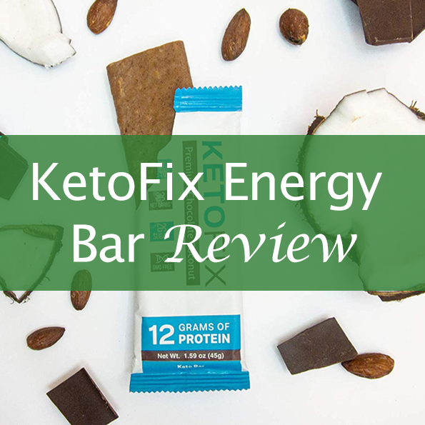 KetoFix Energy Bar Review